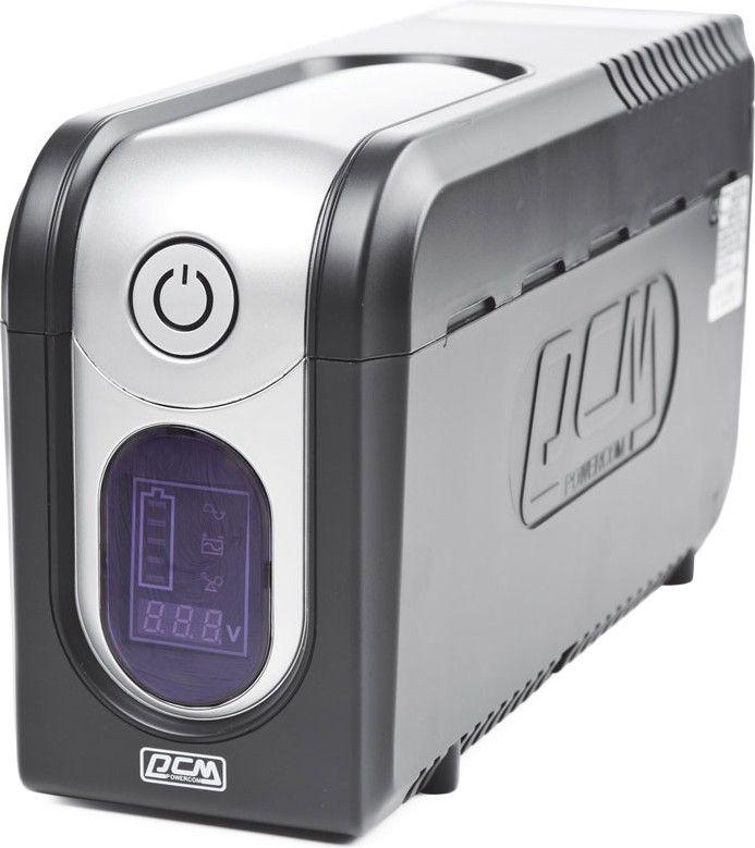 Купить Источники бесперебойного питания, ИБП Powercom IMD-825AP LCD