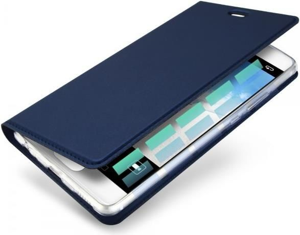 Чехол Book Cover Skin Pro Series Honor 10 lite Blue