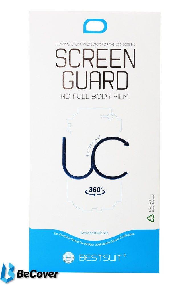 Купить Защитная бронированная пленка BeCover (на обе стороны) для Samsung Galaxy S8 Plus G955 Прозрачная (BC_701349)
