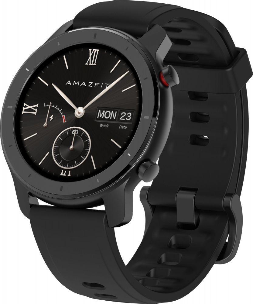 Смарт часы, Смарт-часы Xiaomi Amazfit GTR Lite 47mm (Международная версия) (A1922) Aluminium Alloy  - купить со скидкой
