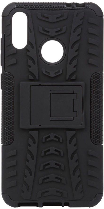 Купить Чехлы для мобильных телефонов, Противоударный чехол-подставка BeCover для Asus ZenFone Max Pro (M2) ZB631KL (703904) Black