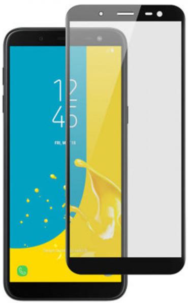 Захисне скло Mocolo Full Glue Samsung Galaxy J6 (J600F) Black