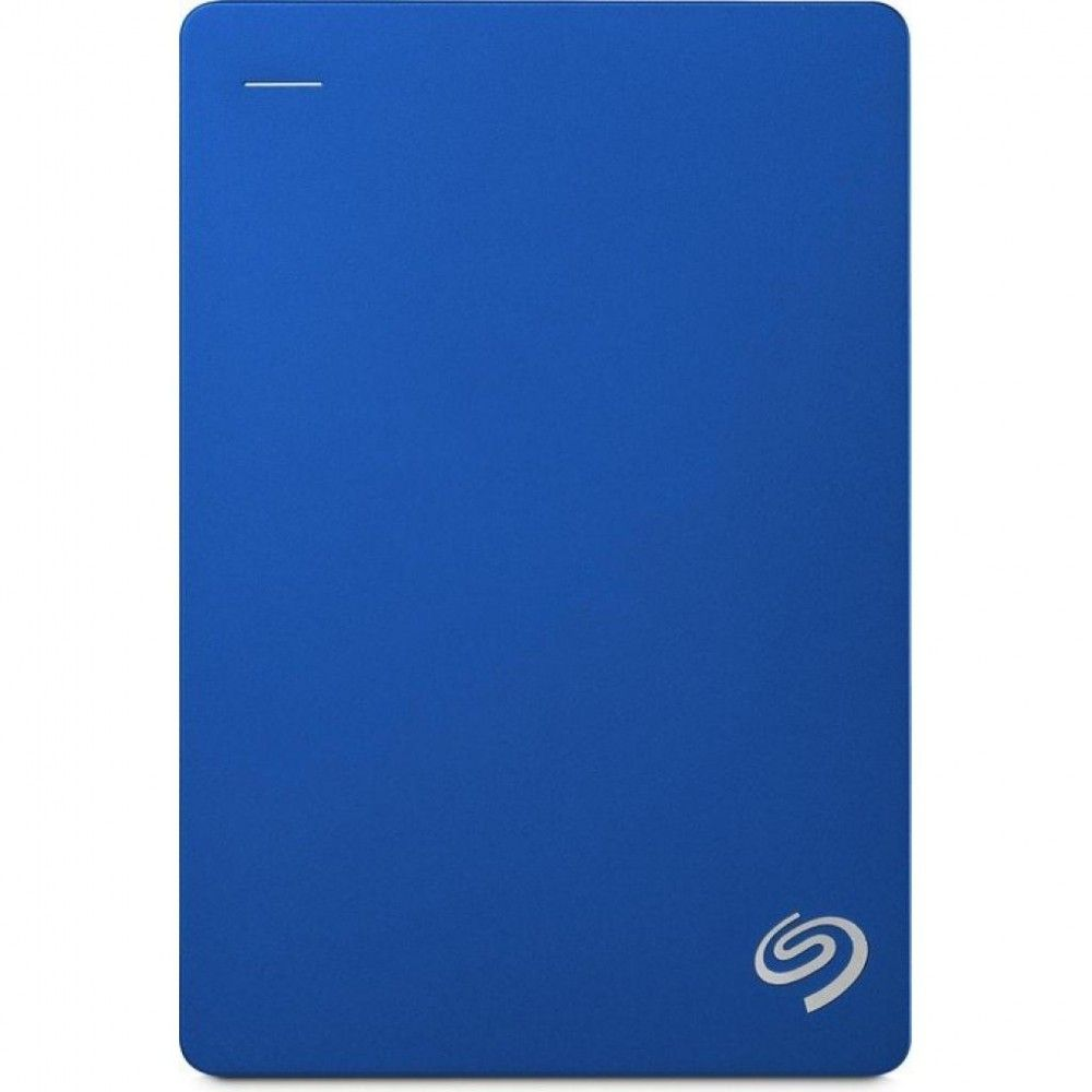 Купить Жесткий диск Seagate Backup Plus Portable 4TB STDR4000901 2.5 USB 3.0 External Blue