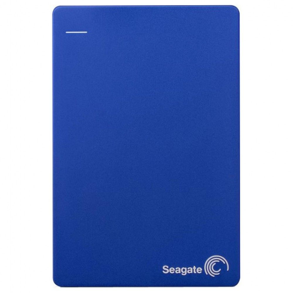 Купить Жесткий диск Seagate Backup Plus Slim 1TB STDR1000202 2.5 USB 3.0 External Blue