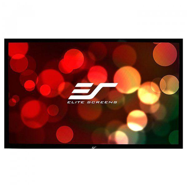 Купить Проекционный настенный экран Elite Screens R100WH1