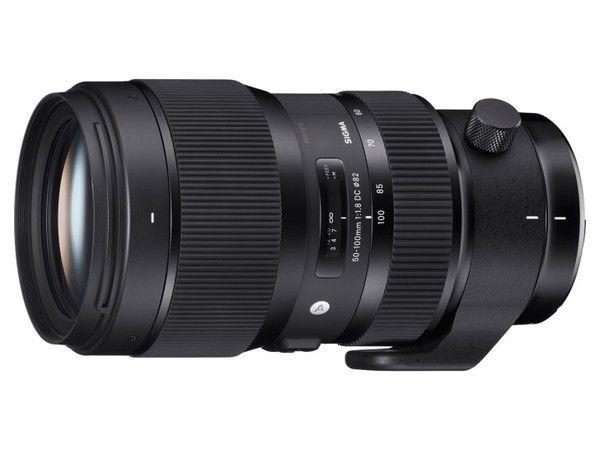 Купить Объектив Sigma AF 50-100mm f/1.8 DC HSM Art Canon (693954)