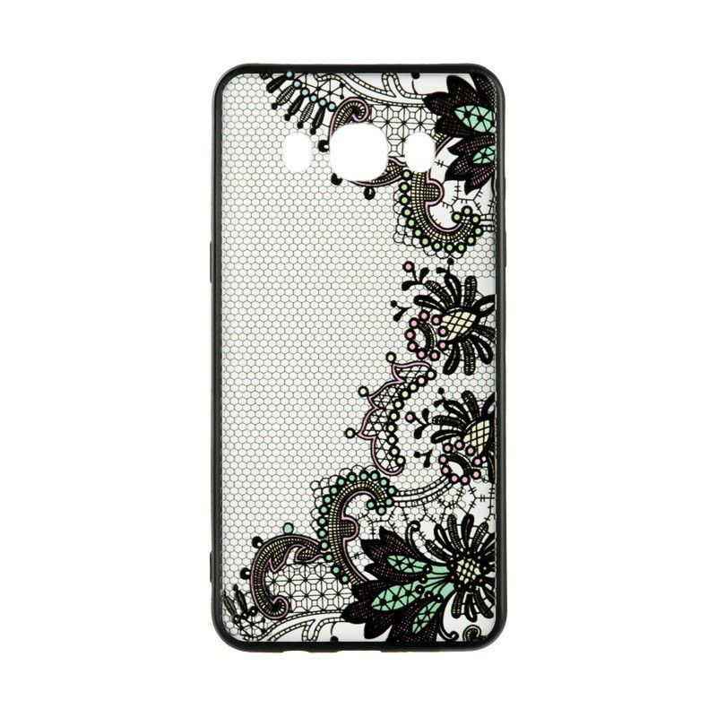 Купить Накладка Rock Tatoo Art Huawei Y3 (2017) Color Flowers