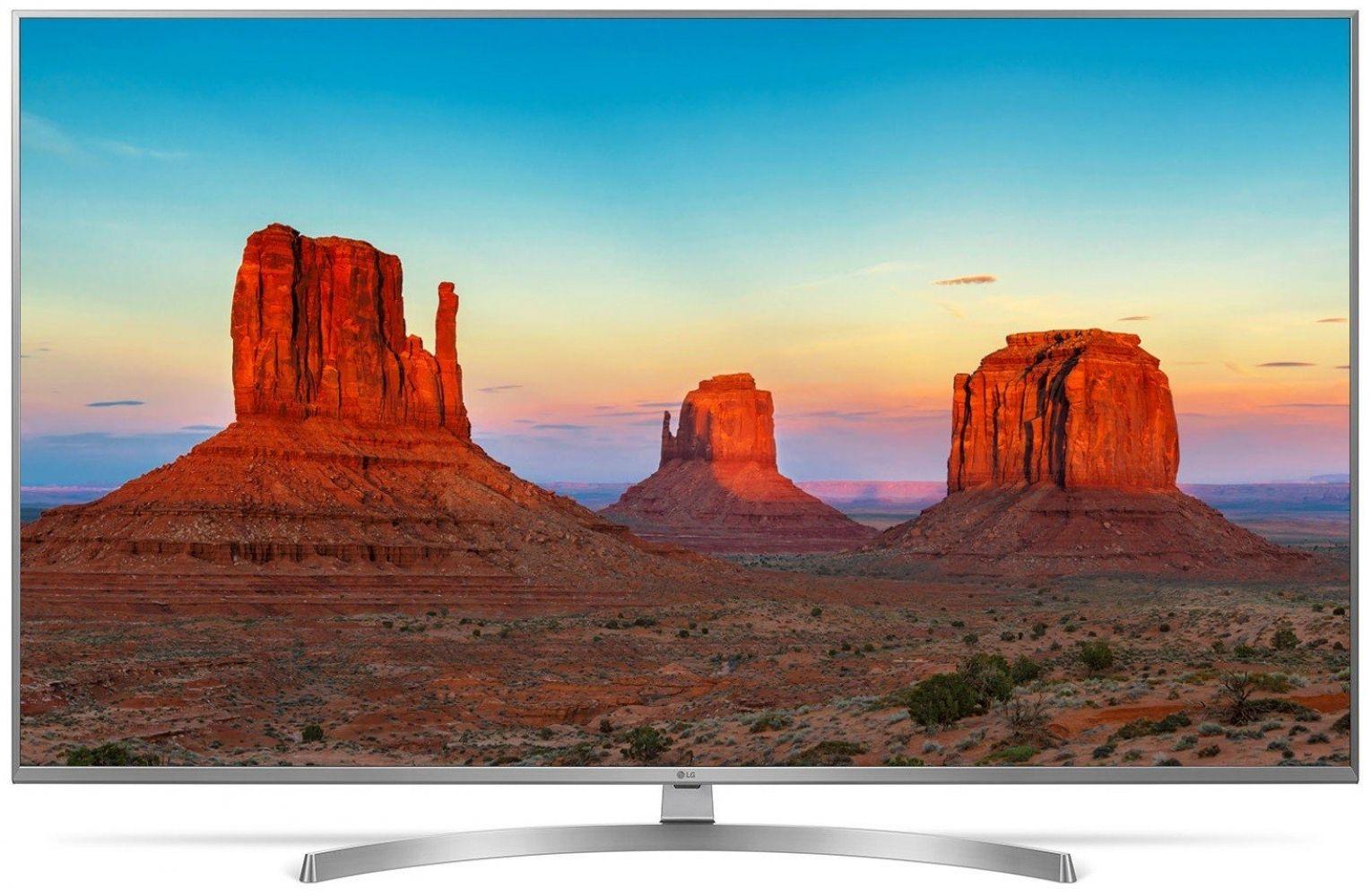 Купить Телевизор LG 55UK7550PLA
