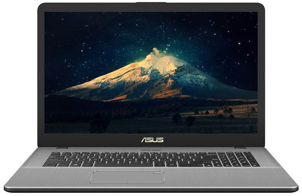 Купить Ноутбуки, Ноутбук Asus VivoBook Pro 17 N705FN-GC006 (90NB0JP1-M00080) Star Grey