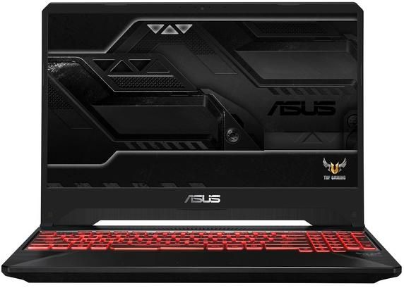 Купить Ноутбуки, Ноутбук ASUS TUF Gaming FX505GD-BQ114 (90NR00T3-M01770) Black
