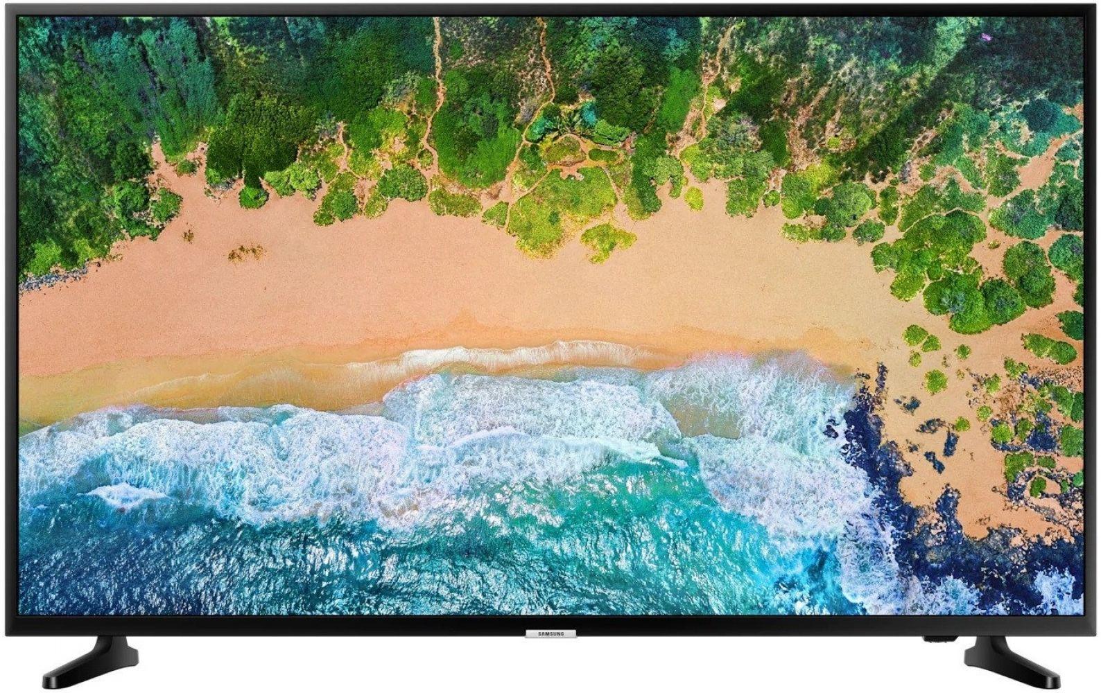 Купить Телевизоры, Телевизор SAMSUNG UE55NU7090UXUA