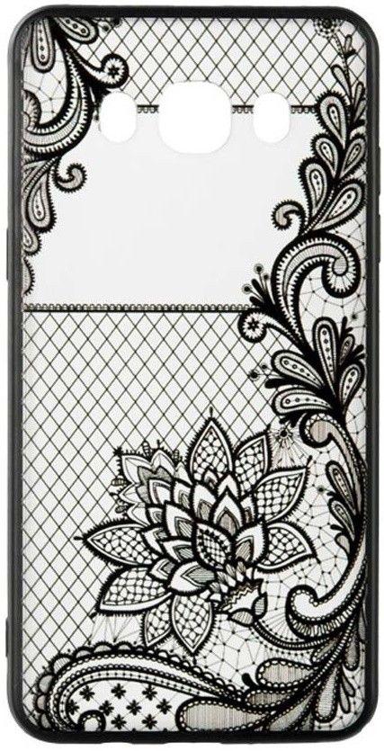 Накладка Rock Tatoo Art Samsung J730 Magic Flowers