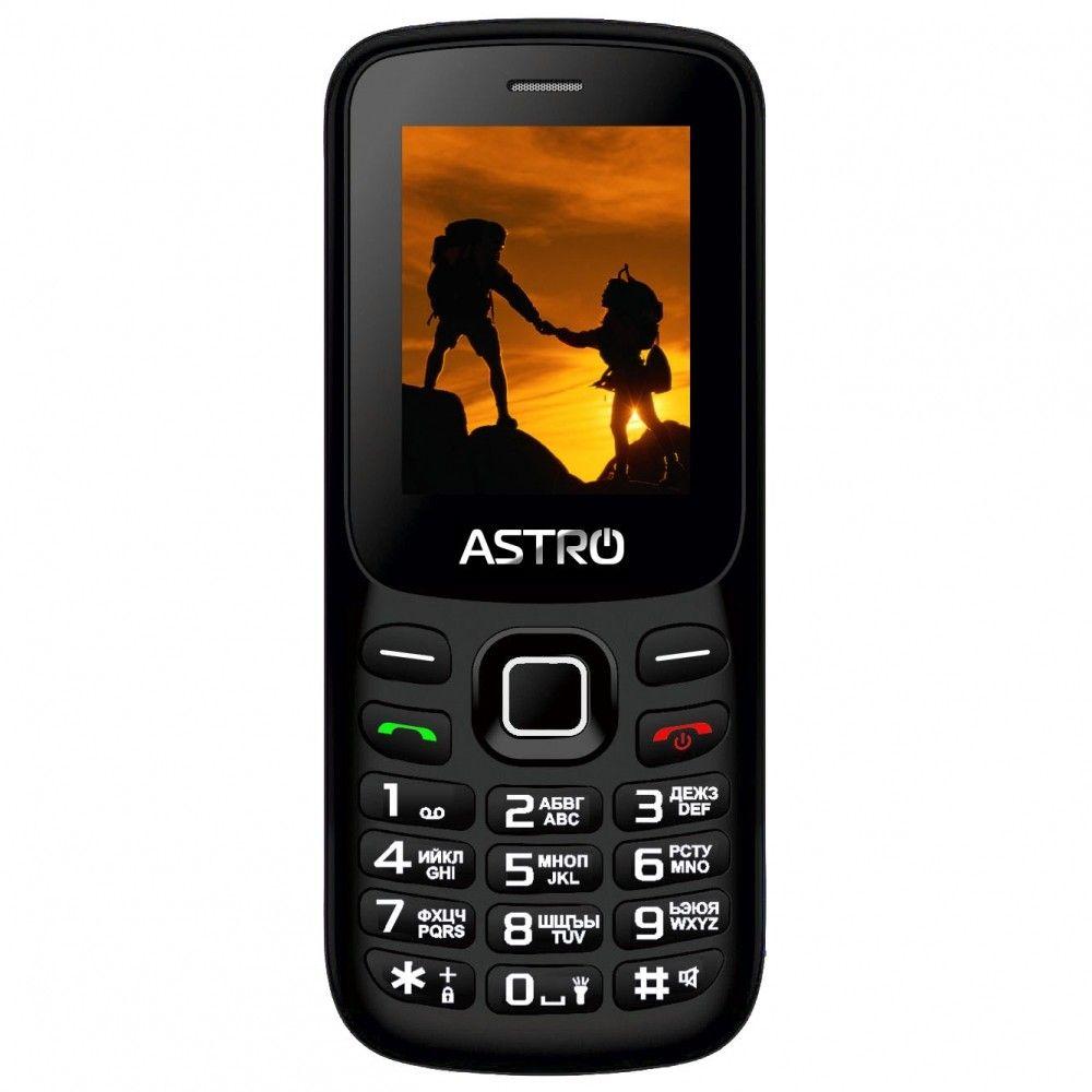 Купить Мобильный телефон Astro A173 Black/Blue