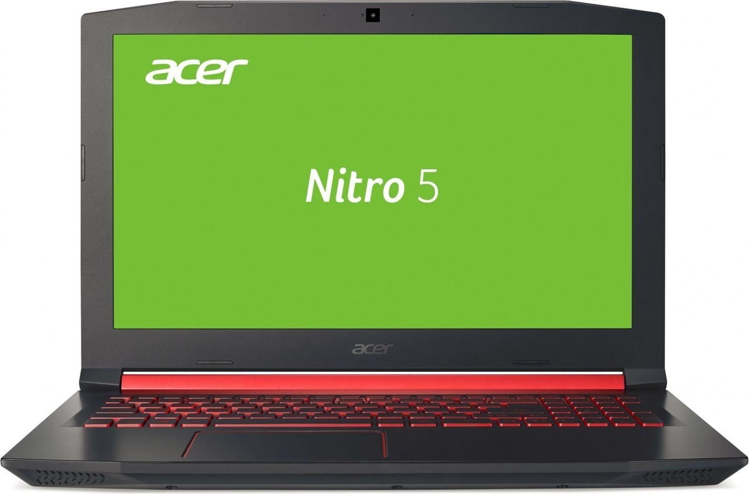 Купить Ноутбуки, Ноутбук Acer Nitro 5 AN515-54-52EX (NH.Q59EU.025) Shale Black