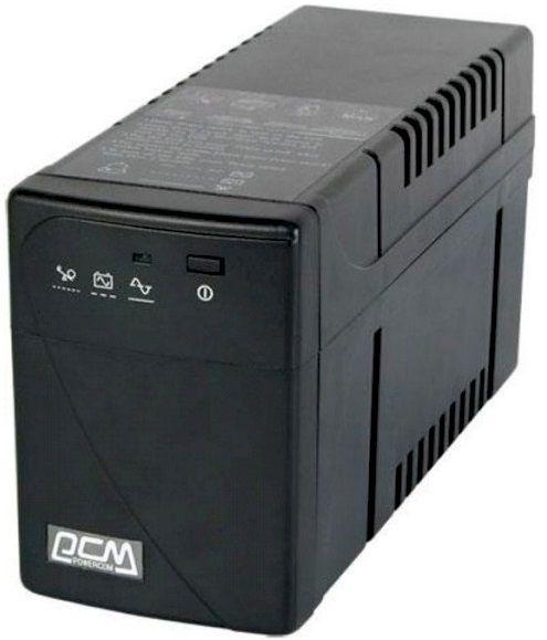 Купить Источники бесперебойного питания, ИБП Powercom BNT-600A