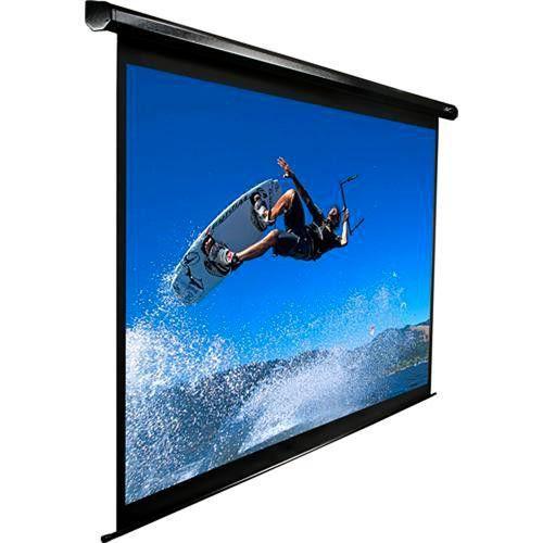 Купить Проекционный экран Elite Screens VMAX120UWH2 Black Case