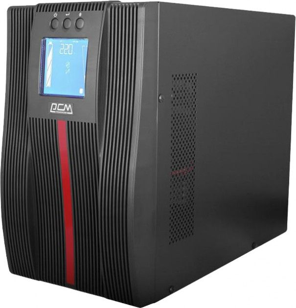 Купить Источники бесперебойного питания, ИБП Powercom MAC-3000 (MAC-3K) Schuko