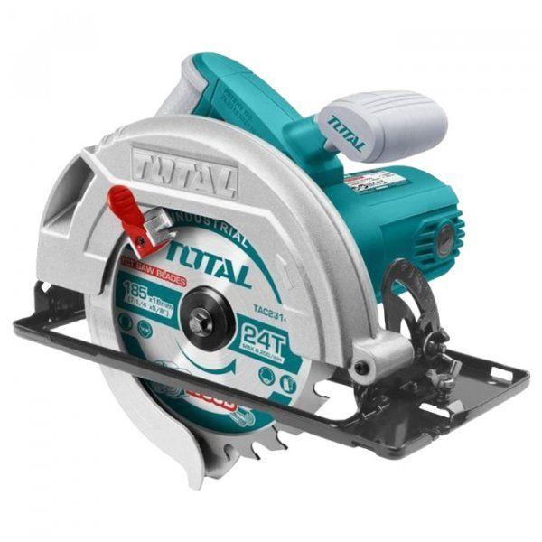 Купить Пила циркулярная Total TS1222356