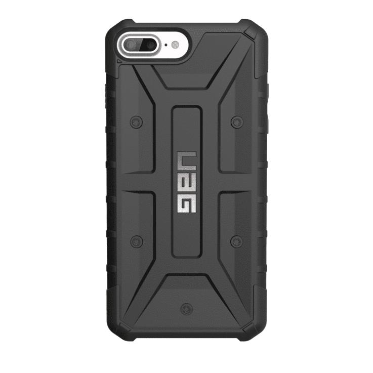 Чехол UAG iPhone 8/7/6S Plus Pathfinder Black от Територія твоєї техніки