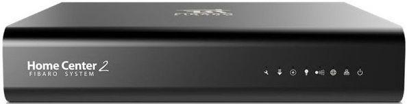 Купить Центральные контроллеры, Контроллер умного дома FIBARO Home Center 2 Z-Wave (FGHC2) Black
