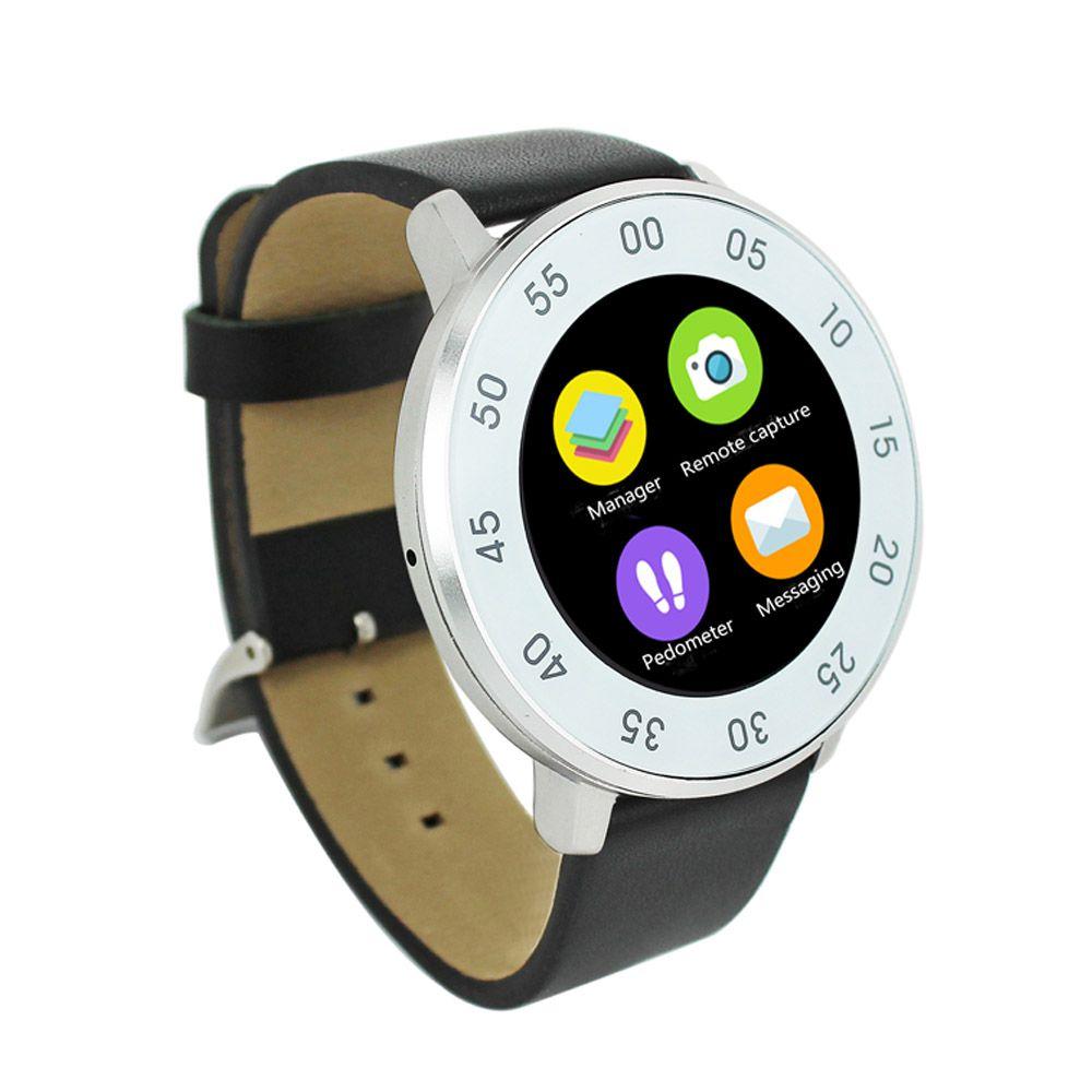 Купить Смарт часы, Смарт-часы UWatch S366 Silver