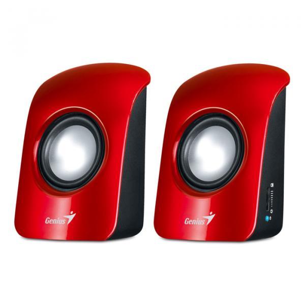 Купить Акустическая система Genius SP-U115 Red (31731006101)