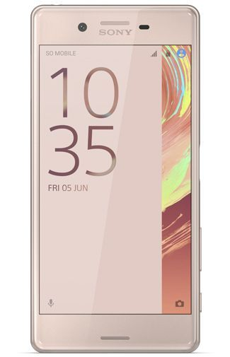Мобильный телефон Sony Xperia X Performance Dual 64GB (F8132) Rose Gold - 27328