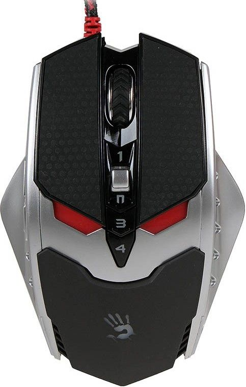 Купить Мыши, Мышь A4Tech Bloody TL80 USB Black/Silver (4711421917612)