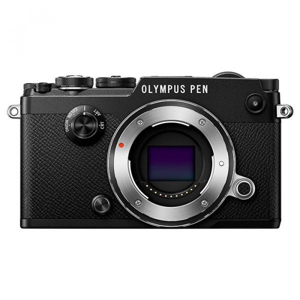Купить Фотоаппарат Olympus PEN-F Body Black
