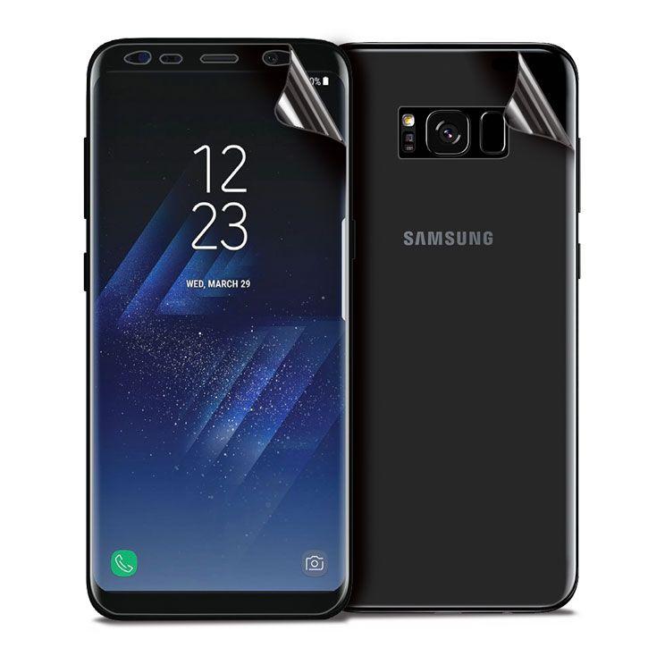 Купить Защитные пленки, Защитная пленка TPU для Samsung S8 back, Other