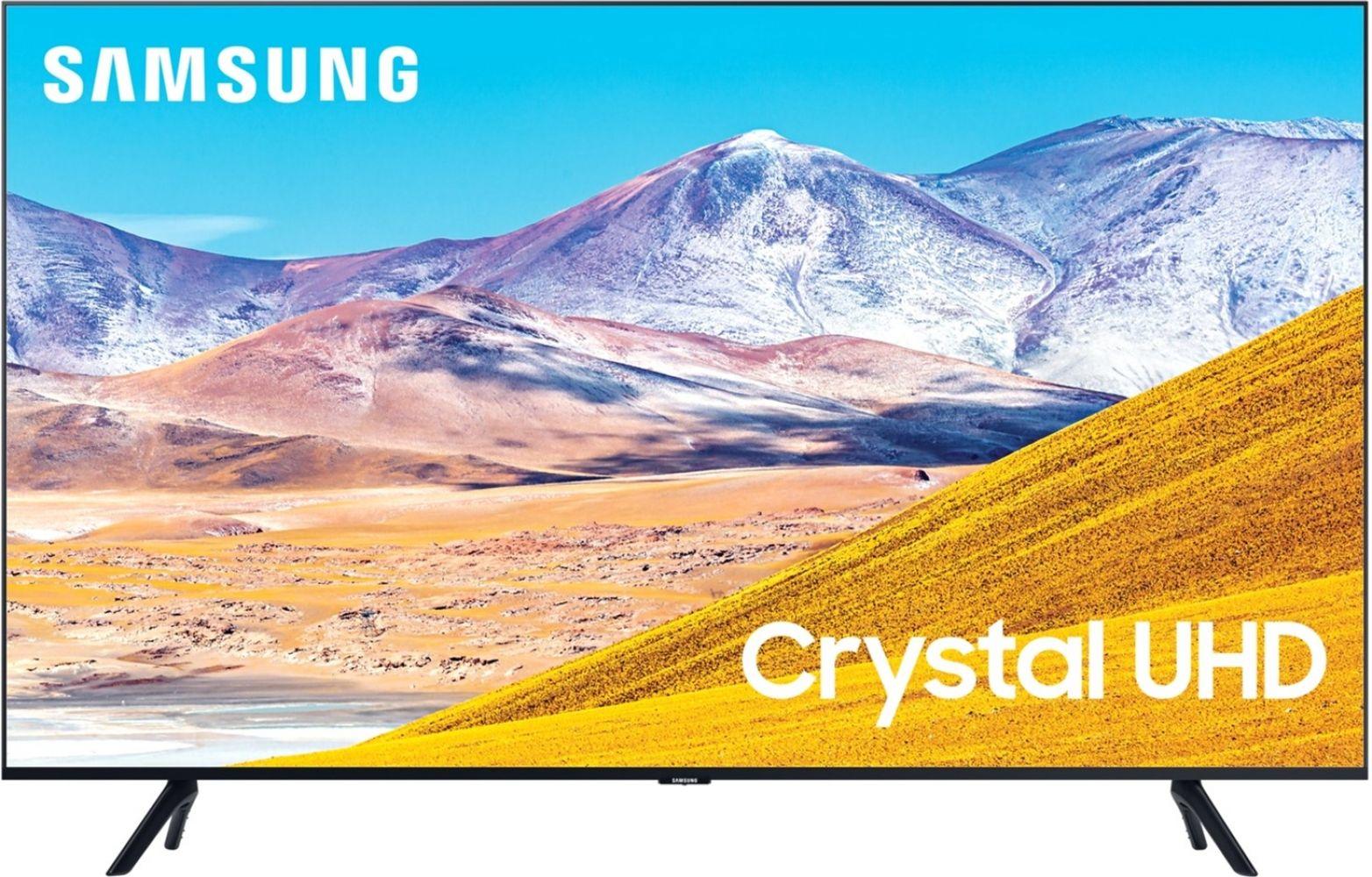 Купить Телевизоры, Телевизор SAMSUNG UE43TU8000UXUA