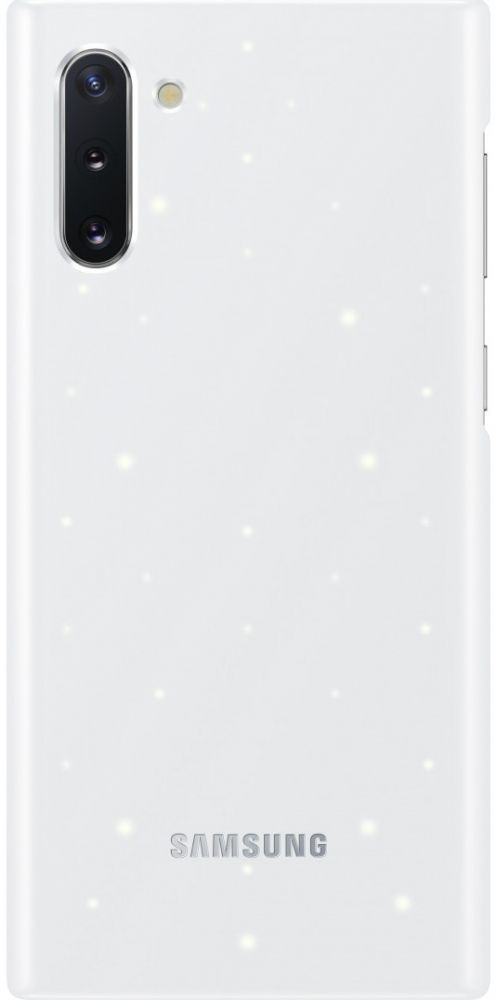 Панель Samsung LED Cover для Samsung Galaxy Note 10 (EF-KN970CWEGRU) White от Територія твоєї техніки