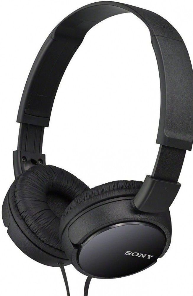 Купить Наушники и гарнитуры, Наушники Sony MDR-ZX110 Black (MDRZX110B.AE)