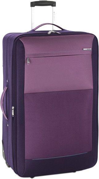 Купить Дорожные сумки и чемоданы, Чемодан на колесиках Gabol Reims (L) (926235) Purple