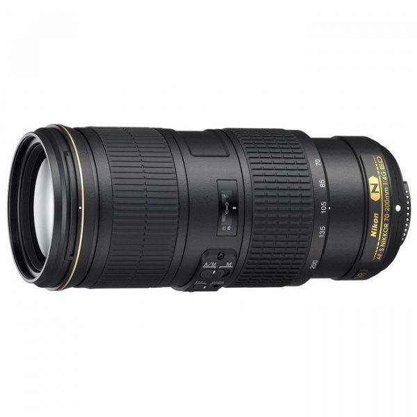 Объектив Nikon AF-S Nikkor 70-200mm f/4G ED VR (JAA815DA)  - купить со скидкой