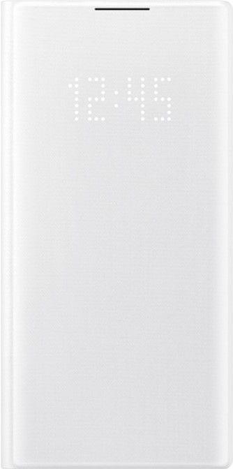 Чехол Samsung LED View Cover для Samsung Galaxy Note 10 (EF-NN970PWEGRU) White от Територія твоєї техніки