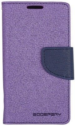 Чехол-книжка Book Cover Goospery Lenovo A2010 Purple - 26928
