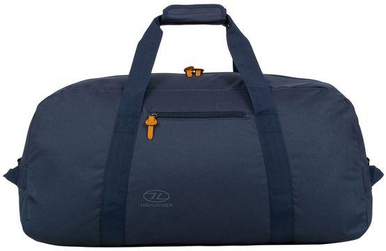 Купить Дорожные сумки и чемоданы, Сумка дорожная Highlander Cargo II 100 76 x 4 x 37 см 100 л (926954) Denim Blue