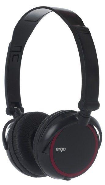 Купить Наушники Ergo VM-340 Black