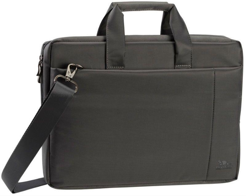 Купить Сумки / чехлы для ноутбуков, Сумка для ноутбука RivaCase 15.6 (8231) Grey