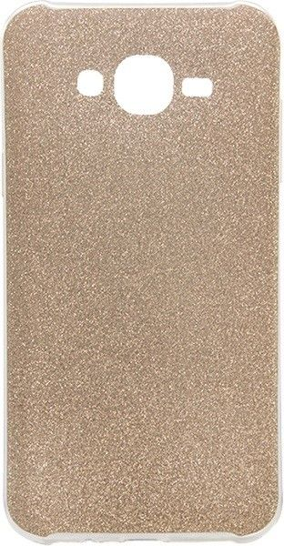 Купить Накладка Remax Glitter Silicon Case Huawei Y6 (2018) Gold