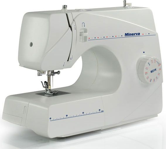 Швейные машинки, Швейная машина Minerva M21K  - купить со скидкой