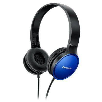 Купить Наушники и гарнитуры, Наушники Panasonic RP-HF300GC-A Blue