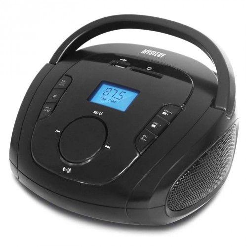 Купить Магнитола Mystery Electronics BM-6008UB Black