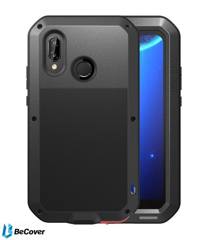 Панель Love Mei Powerful для Huawei P20 Lite (BC_703122) Black от Територія твоєї техніки