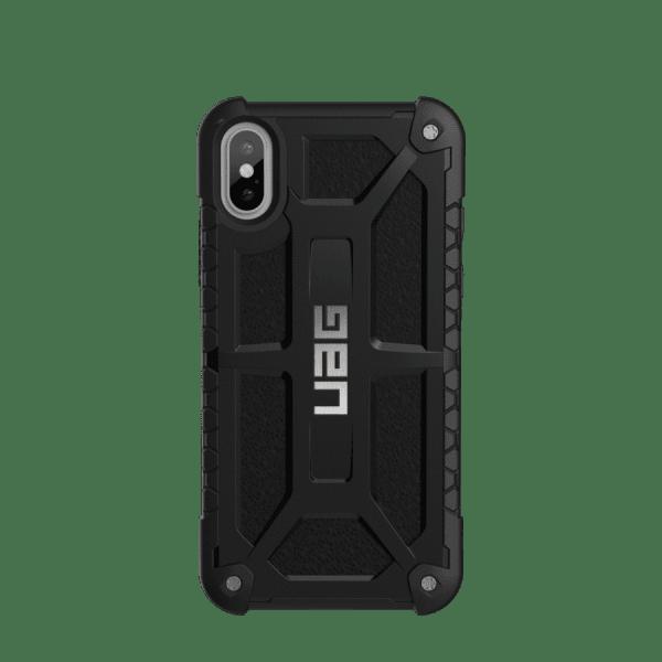 Чехол UAG iPhone X Monarch Black от Територія твоєї техніки