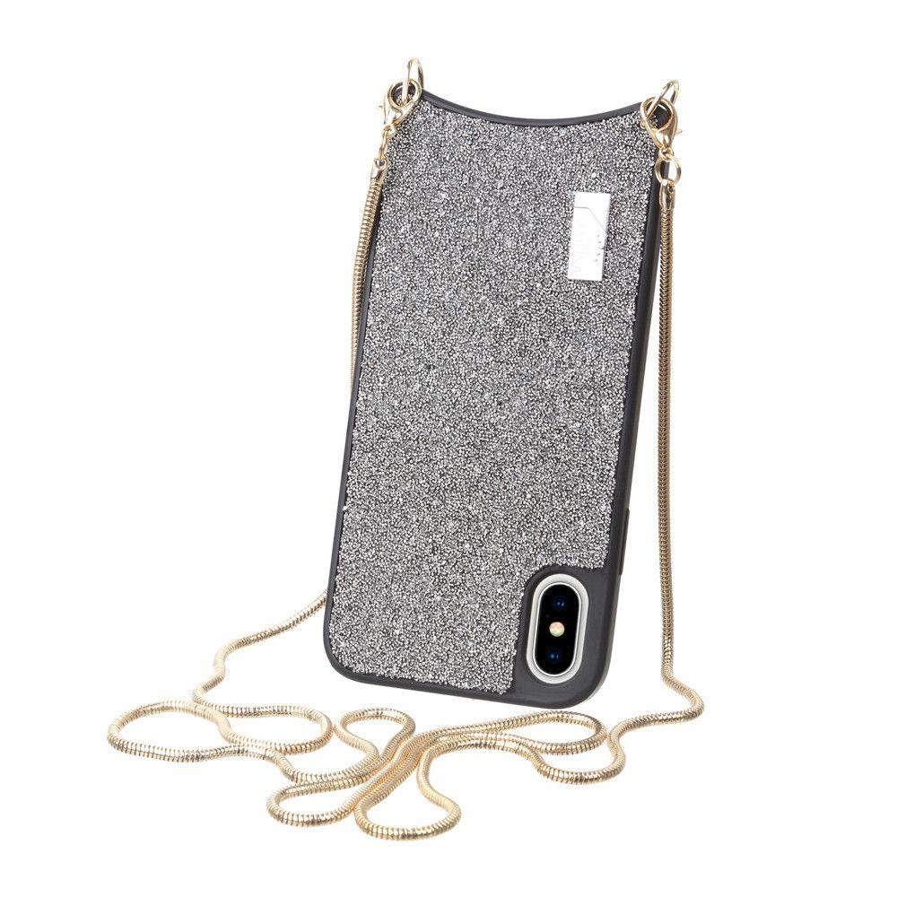 Купить Чехлы для мобильных телефонов, Чехол Leather Wallet Becover для Apple iPhone X/Xs (703644) Silver