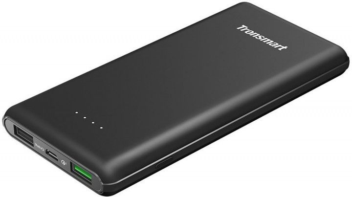 Купить УМБ Tronsmart PBT10 Presto Power Bank 10000mAh Black