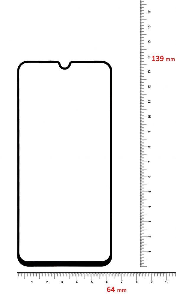 Купить Защитные стекла, Защитное стекло BeCover для Samsung Galaxy A40 SM-A405 (703802) Black