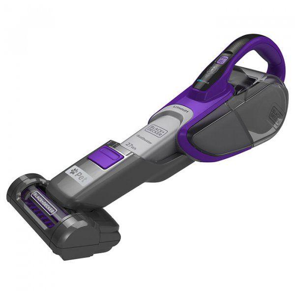 Купить Аккумуляторный пылесос Black+Decker DVJ325BFSP